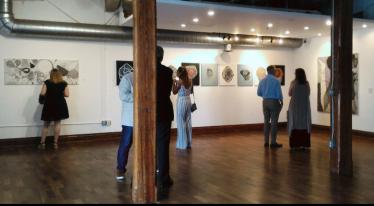 Romero Gisela's exhibition