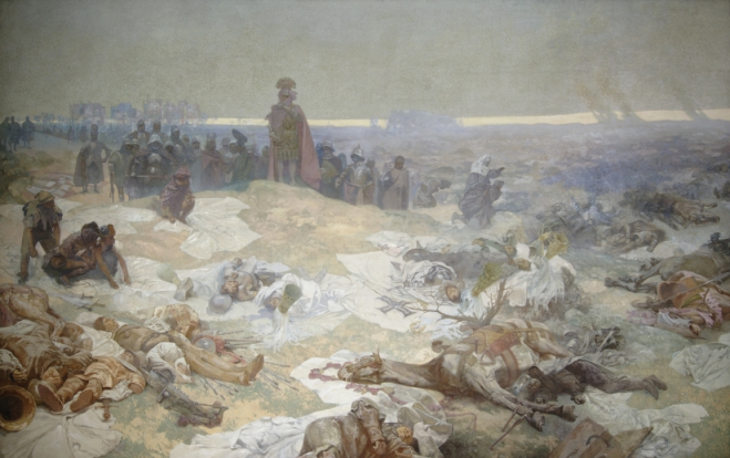 Après la bataille de Grunewald 1924.png
