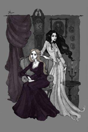 """Illustration pour """"Liegeia"""" par Abigail Larson - Mélina Gabler, Scénographies à vivre"""
