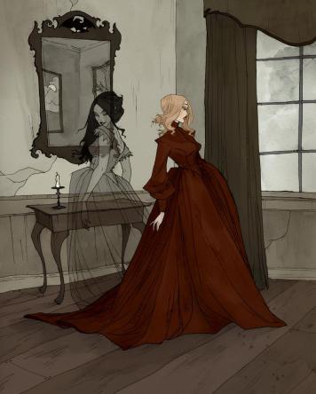 """Illustration pour """"Liegeia"""" par Abigail Larson- Mélina Gabler, Scénographies à vivre"""